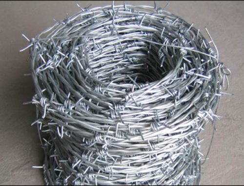 Diameter Kawat 2,1 mm x Duri 2,1 mm Murah Ready Stock Hotdeep Galvanized Delivery Order