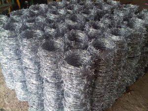 Kawat Duri Harga Loco Siap Kirim Segera
