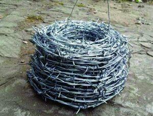Jual Kawat Duri Per Roll Berat 4 kg Murah Ready Stok di Sidoarjo