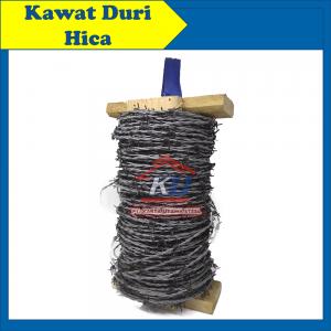 Kawat Duri Murah Jenis Hica Baja Ready Stock Sidoarjo